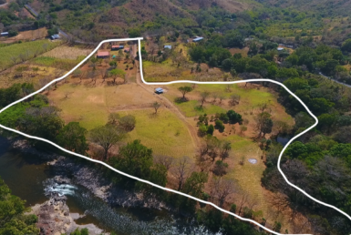 Riverfront Property For Sale Santa Fe, Veraguas, Panama