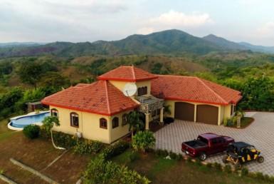 Riverfront, Ocean View Home For Sale Limones, Paraiso, Mariato, Veraguas, Panama