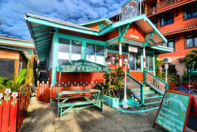 Commercial Property Deli Store for sale Isla Colón Bocas Del Toro Panama