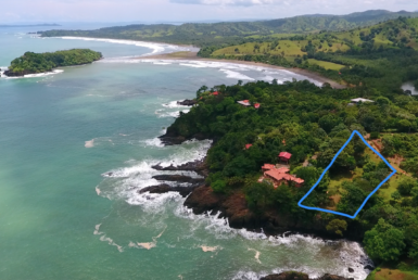 Oceanfront Property For Sale Mataoscura, Morrillo, Mariato, Veraguas, Panama