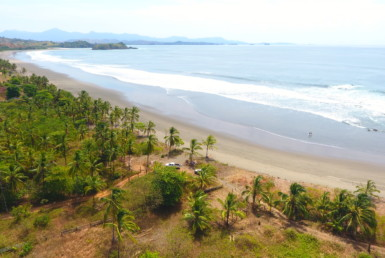 Beachfront Property For Sale Playa Morrillo, Mariato, Veraguas, Panama