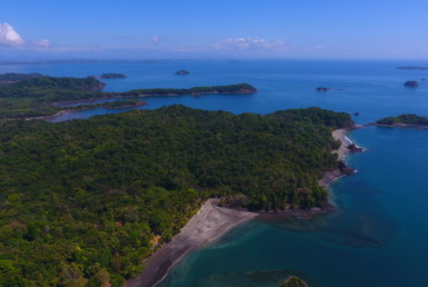 Island Property For Sale Isla Parida, Boca Chica, Chiriqui, Panama