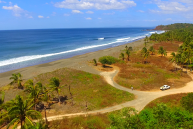 Beachfront Property For Sale in Morrillo, Mariato, Veraguas, Panama