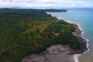 Beachfront Property For Sale in Torio, Mariato, Veraguas
