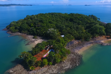 Private Island For Sale in Las Perlas, Panama