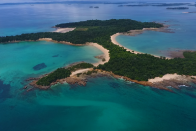 Private Island For Sale in Las Perlas Panama