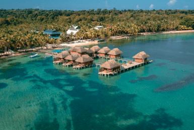 Hotel & Resort For Sale in Caribbean, Bocas Del Toro, Isla Colón, Isla Bastimentos, Panama