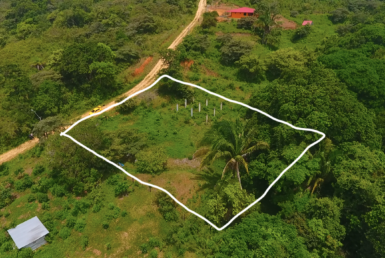 Mountain Lot For Sale in Santa Fe, Veraguas, Panama