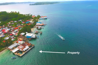 Hostel Hotel For Sale in Bocas Del Toro Panama