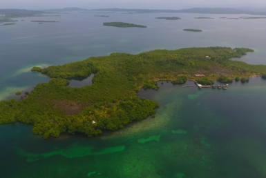 Private Island For Sale in Bocas Del Toro, Panama