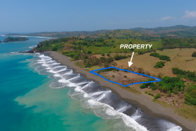 Beachfront Property For Sale Mataoscura, Mariato, Veraguas, Panama