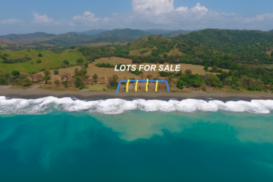 Beachfront Lots For Sale in Mataoscura, Mariato, Veraguas, Panama