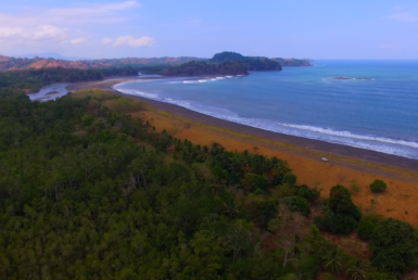 Beachfront Property For Sale in Mataoscura, Near Playa Morrillo, Mariato, Veraguas, Panama