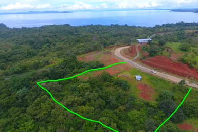 Ocean View Property For Sale in Torio, Mariato, Veraguas, Panama