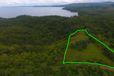 Ocean View Property For Sale near Morrillo, Torio, Mariato, Veraguas, Panama