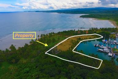 Commercial Marina Property For Sale Colon Caribbean Panama