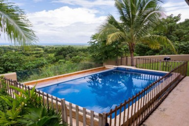 Ocean View Home For Sale in Cañas, Playa Venao, Panama
