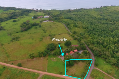 Property For Sale Near Playa Toro, Pedasi, Los Santos, Panama