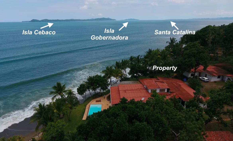 Beachfront Hotel For Sale Playa Reina, Mariato, Veraguas, Panama