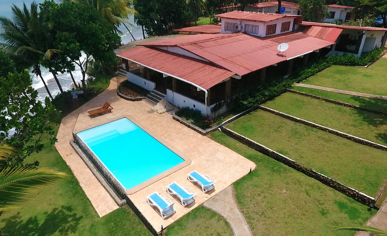 Beachfront hotel for sale Playa Reina, Mariato, Veraguas