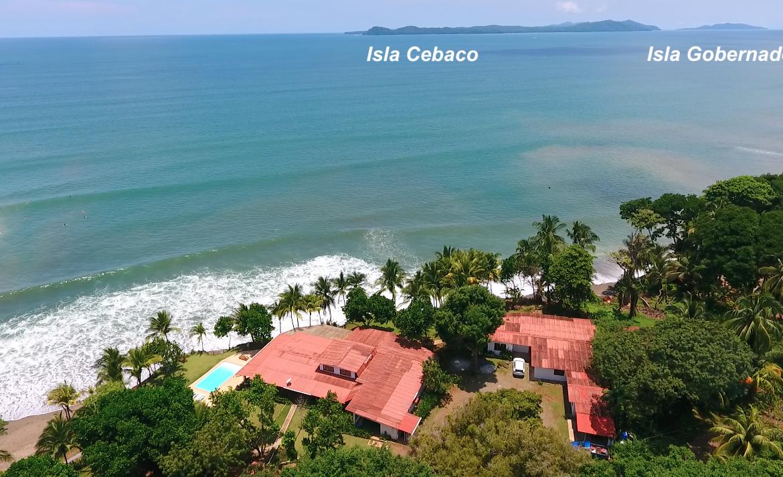 Beachfront Hotel For Sale, Playa Reina, Mariato, Veraguas, Panama