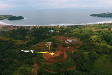 Ocean View Property For Sale Playa Venao, Panama