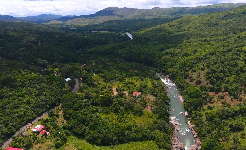 River front Property for sale Santa Fe, Veraguas, panama