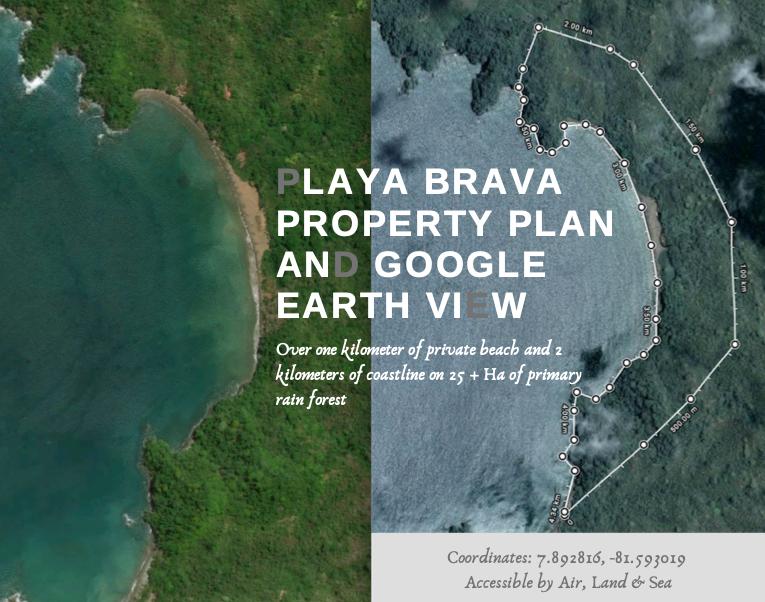 Beachfront Property For Sale in Veraguas Panama