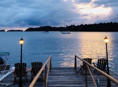 large_30._Dock_sitting_area_at_Sunset