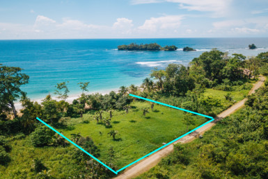 Beachfront Island Property For Sale in Bocas Del Toro