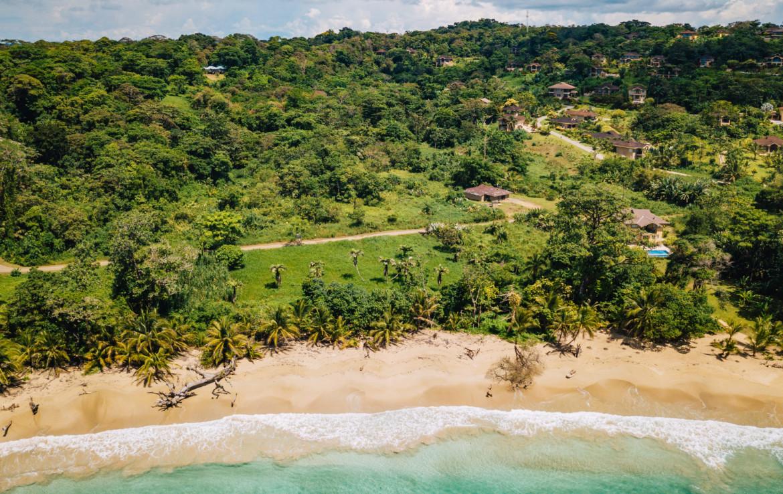 Beachfront Island Property For Sale in Bocas Del Toro